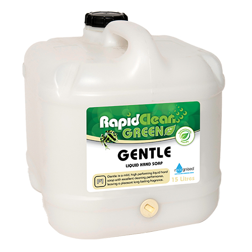 RapidClean Gentle Pearl Liquid Hand Soap