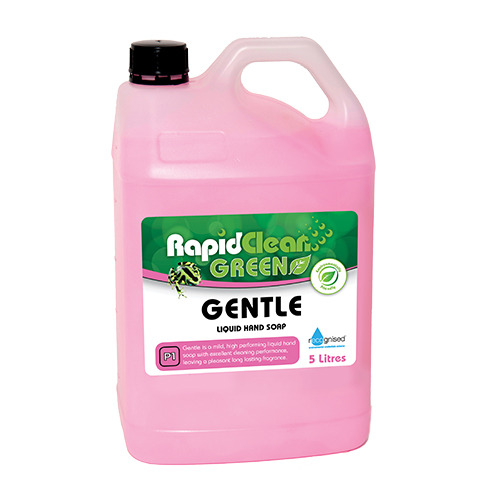 RapidClean Gentle Pink Liquid Hand Soap