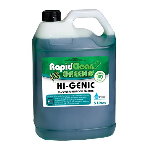 RapidClean Hi-Genic Washroom Cleaner