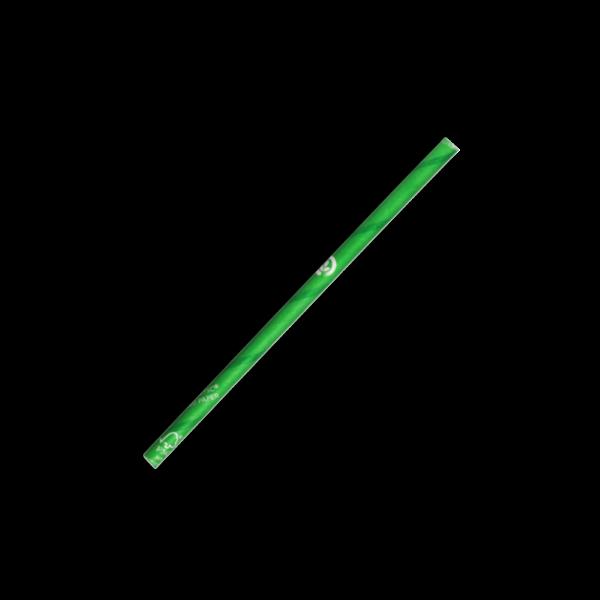 BioPak Paper BioStraws - Cocktail