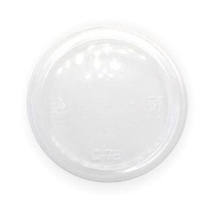 BioPak Clear BioCup Lids