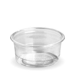 BioPak Clear Sauce BioCups