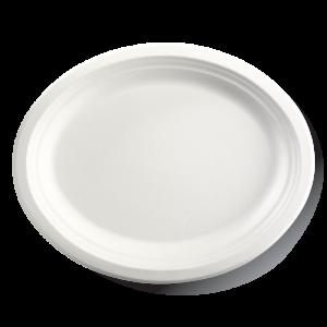 BioPak Sugarcane Plates