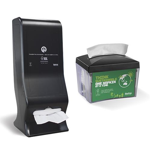 BioPak Single Saver BioDispenser