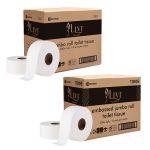 Livi Essentials Jumbo Toilet Rolls
