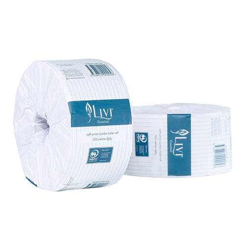 Livi Essentials Junior Jumbo Toilet Roll
