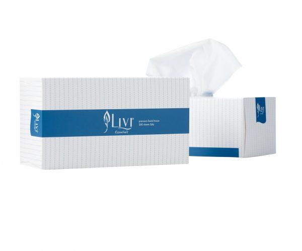 Livi Essentials Facial Tissues
