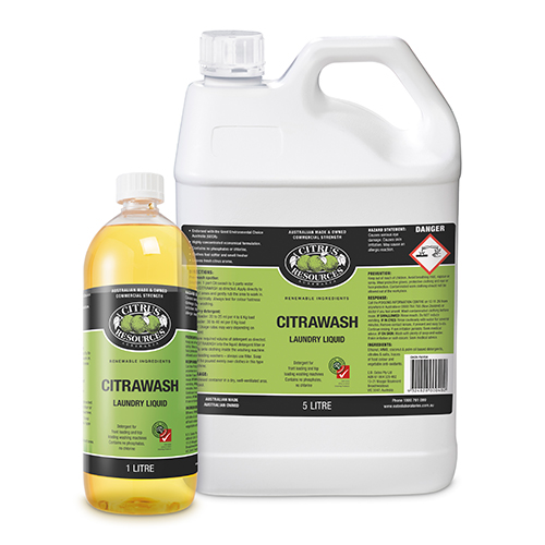 Oates Citrawash Biodegradable Laundry Liquid