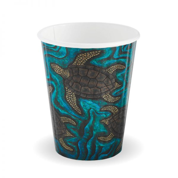 BioPak Indigenous Series Hot Cups
