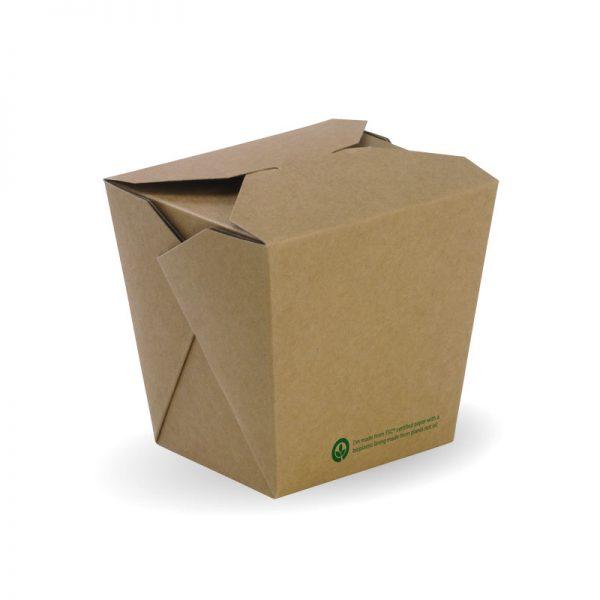 BioPak BioBoard Noodle Boxes