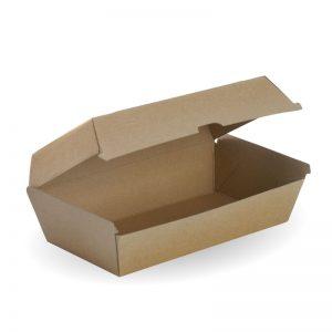 BioPak BioBoard Snack Boxes