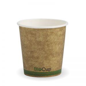BioPak Kraft Single Wall Hot Cups