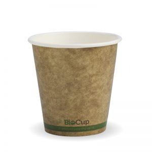 BioPak Kraft Single Wall Hot Cups