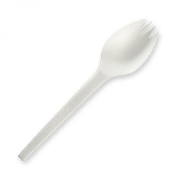 BioPak 100% BioPlastic PLA Cutlery