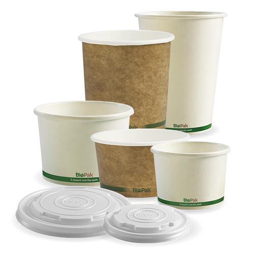 BioPak Paper BioBowls