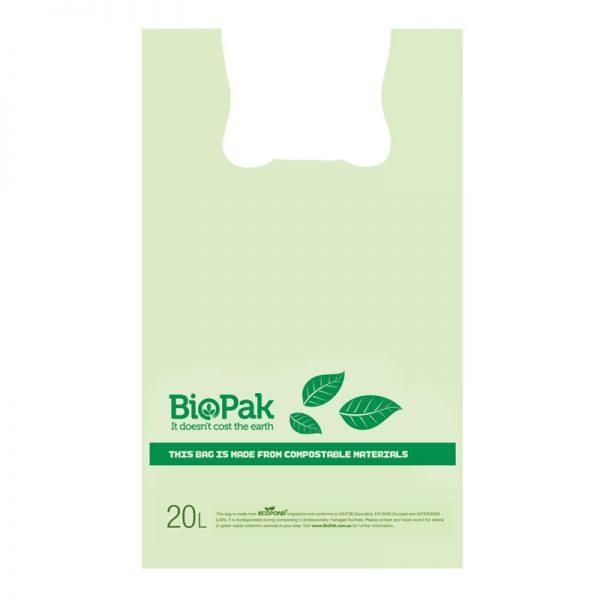 BioPak BioPlastic Checkout Bags